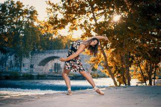 #Dance in Town #dancer #ballerina #sunsetphotography #river #shooting #shootingphoto #shootingday #shootingtime #bookphotography #portraitphotography #portrait #isolatiberina #fujifilmitalia #photoartandtechs